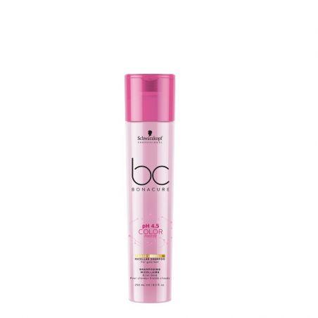 BC Color Freeze Shampoing Éclat Doré 250ml