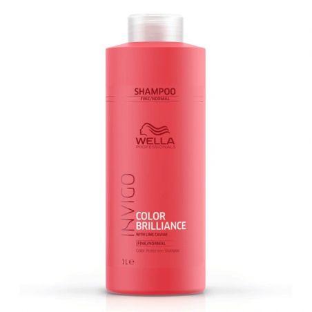 INVIGO Color Brilliance shampoing cheveux fins à normaux 1000ml